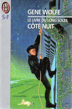 Nightside the Long Sun Gene Wolfe J'ai Lu (1994), a French translation.