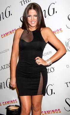 3abc8c49c5c83 I love Khloe Kardashian s body. She looks strong and healthy. Khloe  Kardashian Body