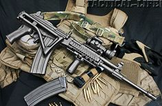 Century Arms Golani or an IMI Galil AK reliablity with and capabilities I'll take either or. Military Weapons, Weapons Guns, Guns And Ammo, Sniper Gear, Guns Dont Kill People, Tactical Life, Red Dot Sight, Combat Gear, Real Steel