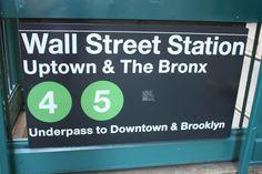 wall street nyc