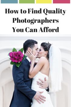 Wedding Photography Job Board - post your job and find a photographer in YOUR budget today!  www.mybridalpix.com