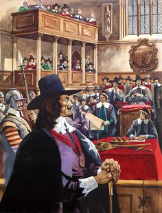 The Trial of King Charles I