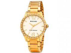 Relógio Feminino Backer 3060145F Analógico - Resistente à Água