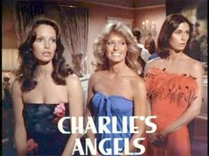 Charlie's Angels TV | Charlies Angels Logo Tv Show Charlie's angels - girls