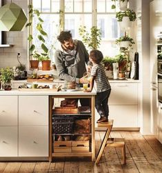 cheap ideas for low budget modern kitchens from ikea