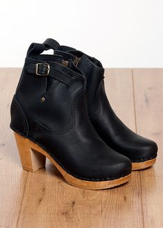 "No. 6 (5"" Buckle Boot)"