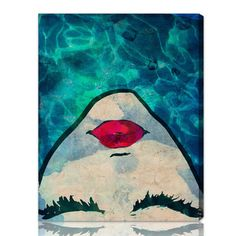Oliver Gal ''Watercoveted'' Graphic Art on Canvas.. via.. AllModern  -price ranges from (17x22 - $99.99) to (36x46 - $464)  http://www.allmodern.com/Oliver-Gal-Watercoveted-Graphic-Art-on-Canvas-10324-ALIV1504.html?refid=SBP.rBAZEVQIm05iali07GjuAl275ShH40DbrEzTJbeMYrk — more here - Oliver Gal ''Watercoveted'' Graphic Art on Canvas http://www.allmodern.com/Oliver-Gal-C1778507.html