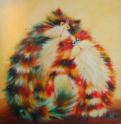 Kitty Art - Kim Haskins