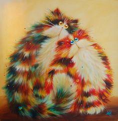 Kitty Art - Kim Haskins