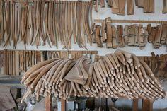 Matteo Thun Atelier, Furniture Collections, #matteothunatelier #matteothun #handmade #handmadeinitaly #italiandesign #matteothun #artwork #wood #handcrafted #chiars
