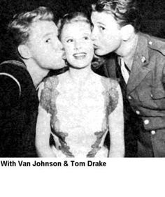 June Allyson Photos - June Allyson Picture Gallery - Who's Dated ...