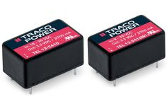 Isolated 12 Watt Converters with 88% High Efficiency for Cost-Sensitive and Space Critical Applications Dc Dc Converter, Power Electronics, Space, Floor Space, Spaces