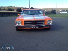 New & Used cars for sale in Australia Aussie Muscle Cars, American Muscle Cars, Holden Kingswood, Holden Monaro, Custom Muscle Cars, Australian Cars, Old School Cars, Luxury Suv, Road Racing