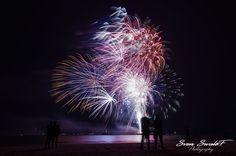 Firework display Scheveningen by Sven Swalef on 500px
