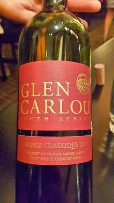 Miguel Chan: Glen Carlou Grand Classique 2010 92 Points