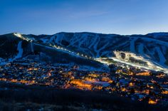 She Knows Travel confirms what we already know... #ParkCity is a great place to spend the holidays!