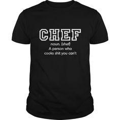 Im a chef !