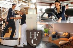 ... Training, Kurse und Beratung im stylischen Health and Fitness Club