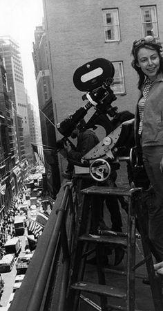 Elaine May / American actress, writer & director. My Future Job, Female Directors, Film Inspiration, Film School, Film Aesthetic, Film Movie, Movies, Film Director, Film Photography