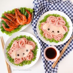 Sheep udon