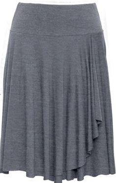 Wrap Skirt (Knee Length)