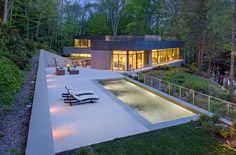 Dosis Arquitectura: Residencia ubicada en Weston, Connecticut , EE.UU