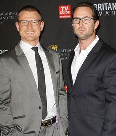 Sullivan Stapleton & Phil Winchester the guys from Strike Back series on Cinemax