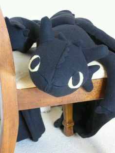 Toothless. you need this.