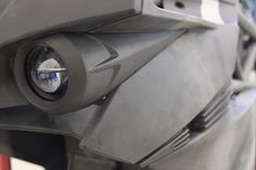 Energica Ego 3D Printing headlight Cover