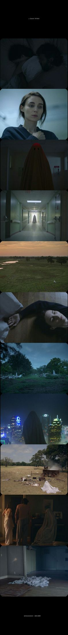 A Ghost Story (2017) Directed by David Lowery