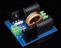 ZVS Induction Heating Driver Board