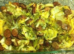 My Favorite Recipe from The Primal Blueprint Cookbook: Cabbage and Sausage! | Aging Bull
