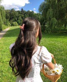 Hair Day, New Hair, Your Hair, Hair Inspo, Hair Inspiration, Inspo Cheveux, Aesthetic Hair, Aesthetic Clothes, Spring Aesthetic