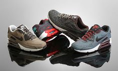 "Nike Air Max Lunar 90 PRM QS ""Suit and Tie"" Pack"