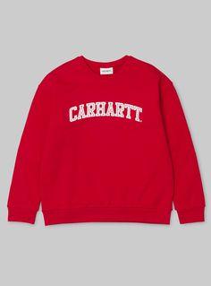 d57c08d39e48 Carhartt WIP W  Yale Sweatshirt La Boutique Officielle