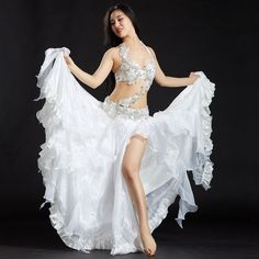 Find More Belly Dancing Information about 2017 Belly Dance Costume 3pcs Full Set Bra Top+hip Belt+bubble Skirt Belly Dancing Oriental Dance Costumes Performance,High Quality belly dance costumes,China oriental dance costumes Suppliers, Cheap dance oriental from MIA GENOVIAG Official Store on Aliexpress.com