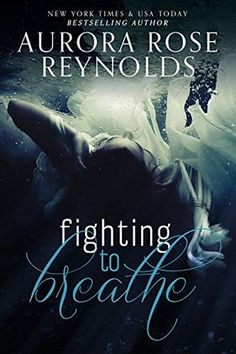 Fighting to Breathe by Aurora Rose Reynolds A comfort read for Sparkles that hit the spot except for some silly editing issues.