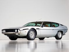 "If there's ever been such a thing as a ""thinking man's Lamborghini,"" the Espada is it."