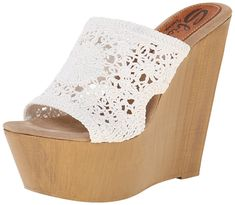 Sbicca Women's Cordoba Wedge Sandal ** Read more details by clicking on the image. #shoeslover