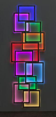 David Batchelor, 'Glowstick 2,' 2016, Galeria Leme