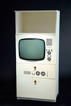 Brionvega - Altair TV - Castiglioni - 1972