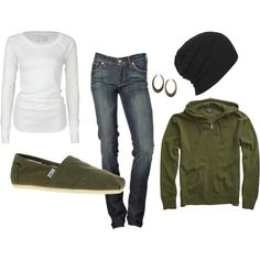casual., created by mamaisaac on Polyvore