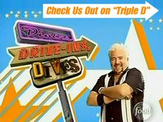 Check out Blue Water Seafood on Diners, Drive-ins, and Dives. I wanna go here!!!
