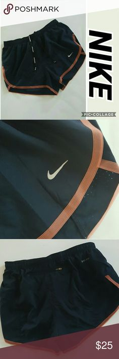 NIKE RUNNING SHORTS NWOT NWOT NIKE RUNNING SHORTS  SIZE XS EXCELLENT CONDITION!! FULLY LINED PANTIE Nike Shorts
