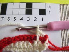 Crochet Hooded Scarf, Knit Or Crochet, Free Crochet, Crochet Stitches Patterns, Stitch Patterns, Bulletins, Crochet Squares, Mosaic Patterns, Slip Stitch