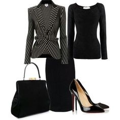 Work outfit, Discover and share your fashion ideas on www.popmiss.com