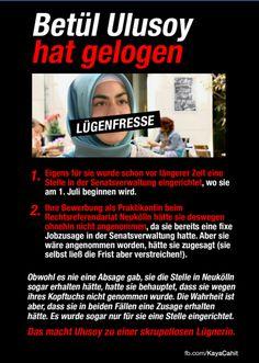 Die Kopftuchfrau Lüge und die Krokodilstränen Der moderne Jihad wird nicht auf dem Schlachtfeld geführt