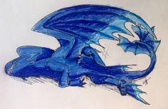 Sleepy dragon