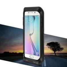 Galaxy-S6-Edge-Military-Grade-Aluminum-Metal-Case-Shockproof-Water-Resistant