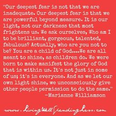 Our-deepest-fear-quote-love-this-quotations